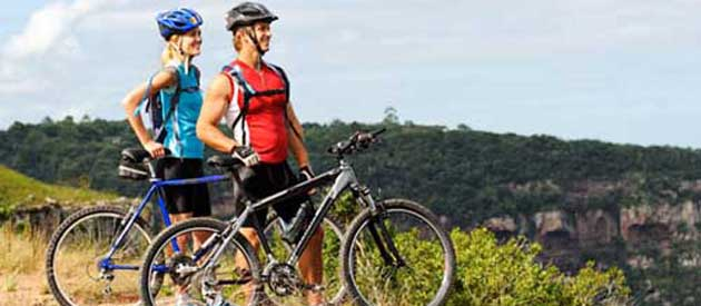 Radway Green Mountain Biking & Hiking And Birding Trails