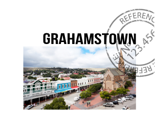 Grahamstown (Makhanda)